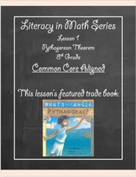 Math and Literature Integrated Lesson Plan with Activity