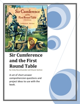 """Math and Literature: """"Sir Cumference and the First Round Table"""""""