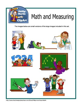 Math and Measuring