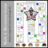 Math games double digit division through 30