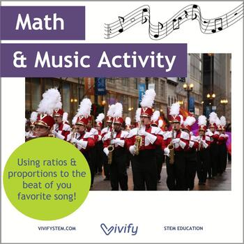 Math and Music Activity/Project: Fractions and Ratios