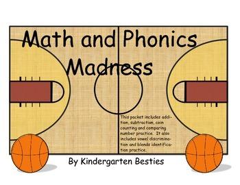 Math and Phonics Madness