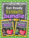 Get Ready for Math and Reading Kinders: NO PREP Bundle!