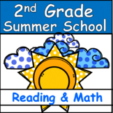 Math and Reading Summer School for 2nd Grade