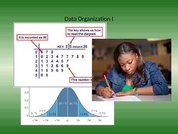 Math and Science = Data Organization
