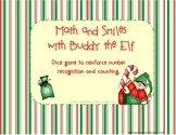 Math and Smiles with Buddy the Elf - December Freebie!
