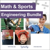 Math, Sports & Engineering Activity Bundle: Ratios and Proportions