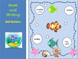 Fish Math and Writing Skill Builders