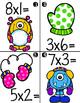 Math around the room-Multiplication series