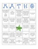 Math at home (MATHO)