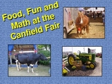 Math at the Canfield Fair (Problem Solving with Real Life