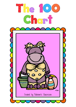 Math  bundle  1  -  The  100  chart