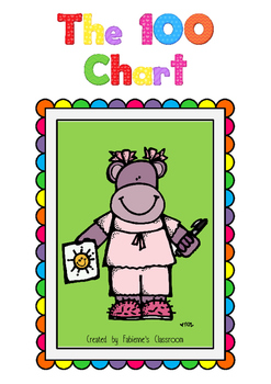Math  bundle  2  -  The  100  chart