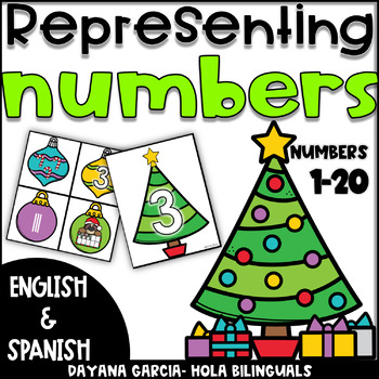 Math center numbers 1-20
