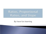 Math, Differentiated - Rate, Slope  Special Ed, ESL, Mains