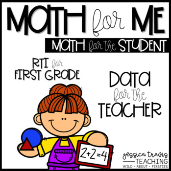 Math for ME! {Activity sheets to review, assess, and RTI} - Grade 1
