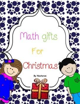 Math gifts for Christmas