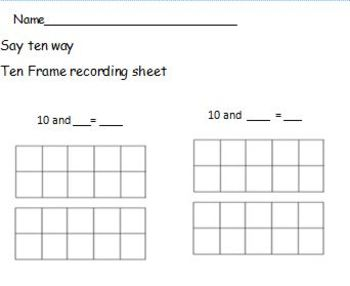 Grade 1 common core math printables