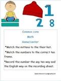Grade 1 common core math printables