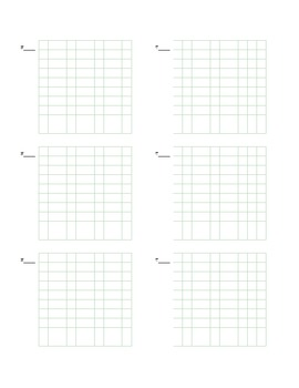 Math homework paper for students with ADHD or Dyslexia