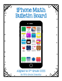 Math iPhone Bulletin Board