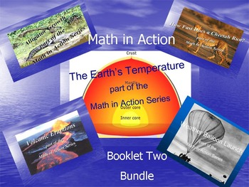 Math in Action Series: Book 2