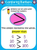 Math in Focus, 2nd Grade (Ch. 1, Lesson 3) - Comparing Numbers: Center Activity