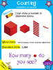 Math in Focus, 3rd Grade (Ch. 1, Lesson 1) - Posters and Center Activity