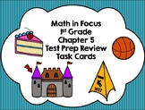 Math in Focus Chapter 5 Task Cards