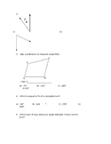 Math in Focus Chapter 9 Study Guide