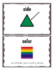 Math in Focus - First Grade - Vocabulary Chapter 5