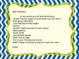 Math in Focus Grade 3 Chapter 6 Activities (Singapore Math)
