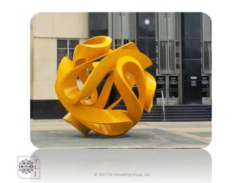 Math in Focus Sculpture
