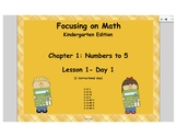 Mathematics in Focus SMART board Lesson Chapter 1 Lesson 1 Day 1
