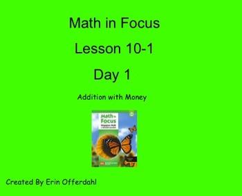 Math in Focus Third Grade Chapter 10