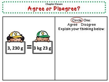 Math in Focus - Third Grade Chapter 11