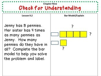 Math in Focus - Third Grade Chapter 9