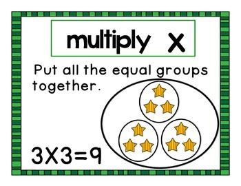 Math in Focus Vocabulary Set 2