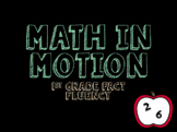 Math in Motion Numbers