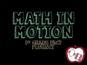 Math in Motion Addition Bundle