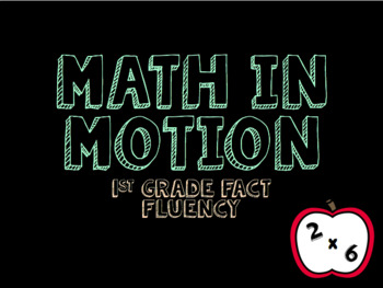 Math in Motion Multiplication