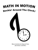 Elapsed Time - Rockin' Around the Clock - Math in Motion