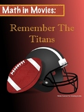 "Math in Movies ""Remember The Titans"""