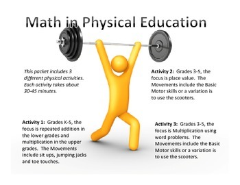 Math in Physical Education