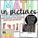 Math in Pictures: Mathematical Discussion Resource