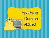 Math in a Box: Fraction Domino War