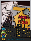 Math in a Flash | Addition, Subtraction, Multiplication, & Division Cards