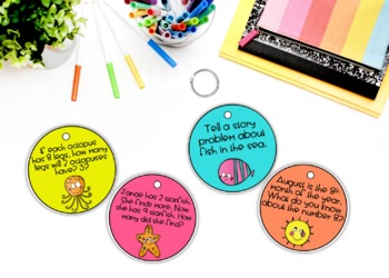 Math in a Minute {August}