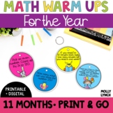 Math in a Minute Bundle
