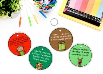 Math in a Minute {December}